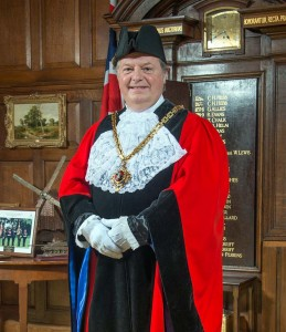 Councillor Alan Amos