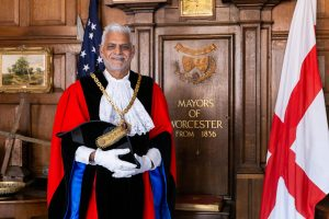 Mayor of Worcester Allah Ditta