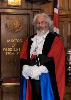 Deputy Mayor Adrian Gregson