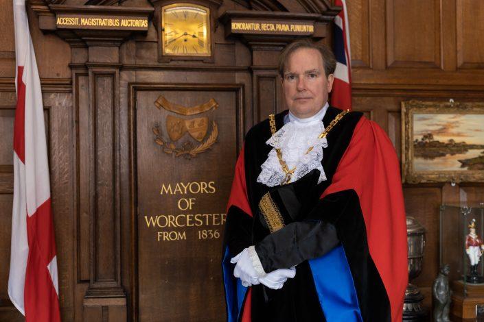 Mayor Stephen Hodgson